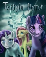 Twilight Potter - HP+MLP by LaurenMagpie