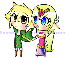 Come On Link!! by FantasyLinky