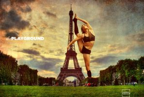 The Playground: French Resistance by areaorion