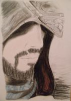 Assassin's Creed Revelations Ezio by lovedrawin