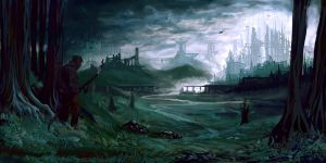 The Place Where Demons Dwell by Aleigh-B