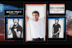 PACK PNG 44 // Scott Eastwood by MAGIC-PNGS