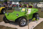 Green VW Dune Buggy by E-Davila-Photography