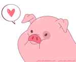 Waddles by Jackie-lyn