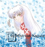 Sesshomaru's delight by Mistress-Kagura
