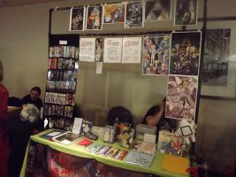 YoumaCon 2011 AA Table by kojika