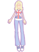 Rose Tyler (Lavender) by GinnyMilling