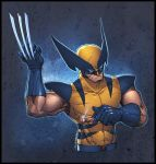 Wolverine. fuck im so 90s. by MarteGracia