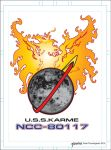 U.S.S. Karme Patch by stourangeau