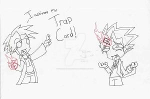 I activate my TRAP CARD by DynamiteBreakdown