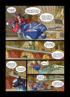 Troy Trailblazer: And the Creation Stone Page 5 by RDComics