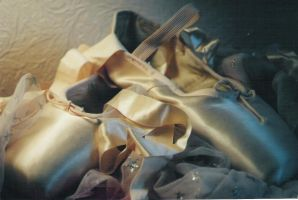 Ballet Shoes 2 by fufu-stock