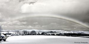 Infrared Rainbow April 2014 by Okavanga