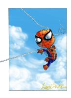 Little Big Spidey by Acrylix91