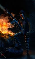 L4D: New Badass Zoey by DP-films