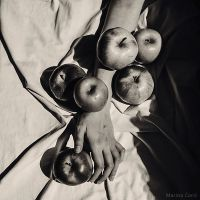 Still Life with Hand by MarinaCoric