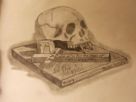BVB - In The End - Inspired Drawing by DJ-Kitt-Morgue-13