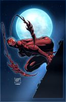 Ant by Ken Hunt colored by Dany-Morales