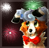 4th of July - 2013 by Bunniy