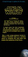 SW:TOR Intro - The Jedi Consular Prologue by dreamingeisha