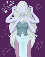 Doodles - Opal WIP by dontevenknow-anymore