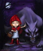 Little Red Riding Hood by ExiaLohengrin