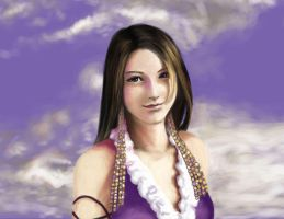 Lenne from FFX-2 by Wen-M