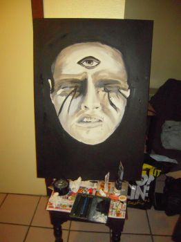 Third Eye NOT FINISHED by DI-N