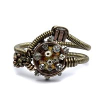 steampunk Ring A by CatherinetteRings