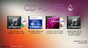 CD Player by ActiveColors