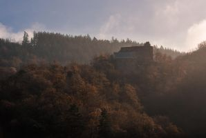 Hazy past by erynlasgalenphotoart