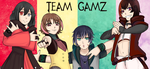 G A M Z(Collab) by athilove101