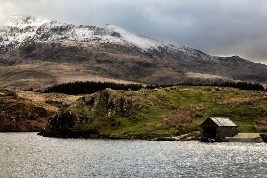 Boathouse by CharmingPhotography