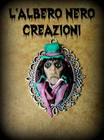 Alice Cooper nacklace by LAlberoNero