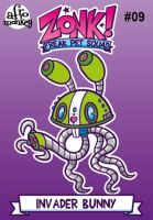 09 Invader Bunny by PacoAfroMonkey