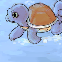 squirtle by pokiesman