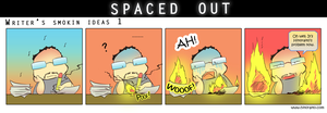 Spaced Out -  Smokin Ideas by hinoraito