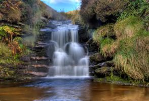Kinder Scout, Derbyshire 2 by mzkate