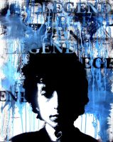 "Bob Dylan ""LEGEND"" by ronankelly"