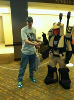 Me and Transformers Animated Blitzwing by Perceptor