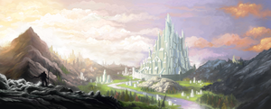 City of Ydrenadis by Torqbow