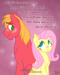 Fluttermac: The Hardest Thing by ThePhoebster