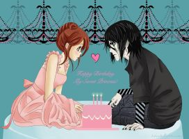Ulquihime - Happy Birthday My Sweet Princess! by LibertyBella