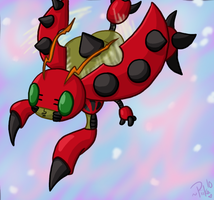 Tentomon :D by MissPiika