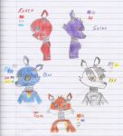 Five Nights of Vengeance (Facfic Preview) by Rex0153