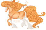 15014 - Orange Creamsicle by Astralseed