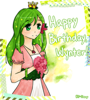 HBD: Wynter-san by KT-Chewy