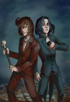AT: Jean and Jacques by Alarimaa