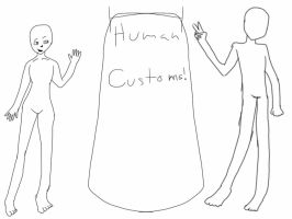 Human customs!(open) by unplugged12sistercat