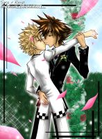 KH: Let's dance... by RoXas-1988